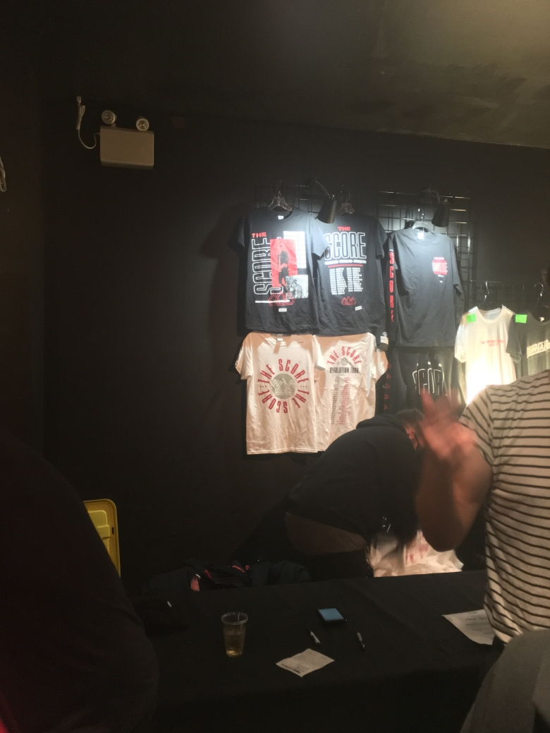 The Score Merchandise